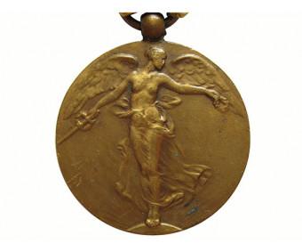 Бельгия Союзная медаль победы в Первой Мировой войне 1914-1918