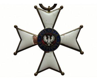 Орден Возрождения Польши V степени (1944)