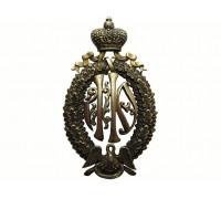 Знак служащих благотворительных учреждений Ведомства императрицы Марии Федоровны.