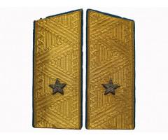 Погоны парадные генерал-майора ВВС