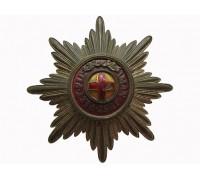 Звезда ордена Святой Анны. Временное правительство