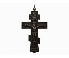 Крест иерейский наперсный с монограммой императора Николая II