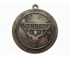 Жетон спортивного общества Санитас