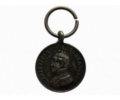 Фрачная медаль в память восшествия на престол короля Франции Луи Филиппа