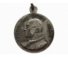 Медаль (жетон) Ватикан Папа Пий XII (1939-1958)