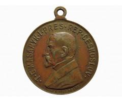 Медаль 10 лет образования Республики