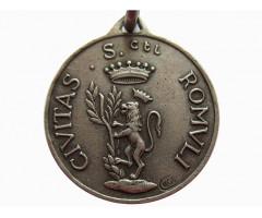Памятный жетон города Сан-Ремо
