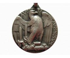 Медаль итальянской федерации легкой атлетики