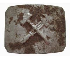 Пряжка ремня служащего НКПС (МПС) СССР образца 1943