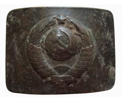 Пряжка на ремень милиции обр 1947 года