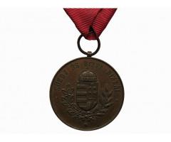 Медаль соревнований между ВУЗами Будапешта 1911