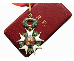 Франция Орден Почетного Легиона 5 Республика (командор)