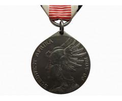 Медаль за кампанию в Юго-Западной Африке (для некомбатантов)