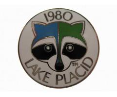 Значок зимние Олимпийские игры Лейк-Плэсид 1980