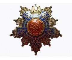Звезда ордена Республики 1-го класса.(Египет)