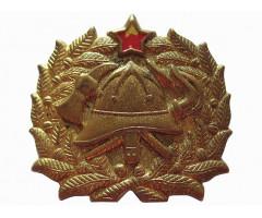 Кокарда пожарного Югославия
