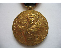 Франция медаль национальной обороны