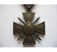 Военный крест 1939-1945 гг (1939-1940)
