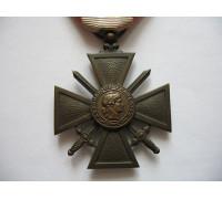 Военный крест иностранных театров военных действий