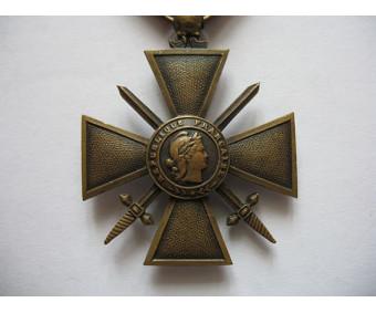 Военный крест 1914-1915 (звезда)