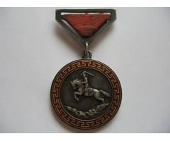 """Медаль """" За боевые заслуги """" (винт)"""