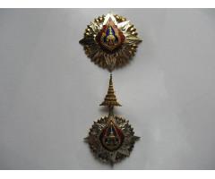 Орден Короны Таиланда II класса (Рыцарь-командор)