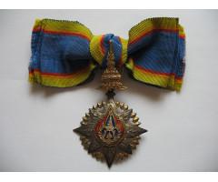 Орден Короны Таиланда III класса (Леди - командор)