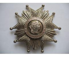 Звезда Ордена Почетного Легиона