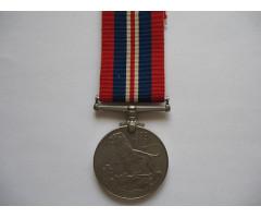 Великобритания Военная медаль 1939-45 гг.
