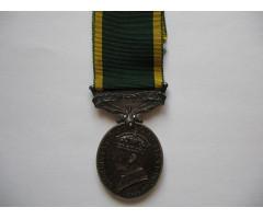 Медаль «За эффективную службу».