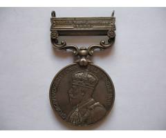 Великобритания медаль За службу в Индии  NWF 1935 г.