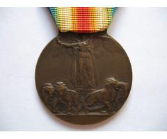 Медаль Победы (Межсоюзническая Победная медаль)  Италия