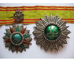 Тунис Орден Славы (Нишан-Ифтикар) II степени