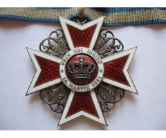 """Орден """"Корона Румынии"""" 3-й степени"""