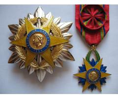 Орден Экваториальной Звезды 3-й степени (Великий офицер)