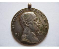 Италия медаль За заслуги перед Итальянскими Школами за рубежом