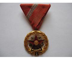 Венгрия медаль За службу Родине