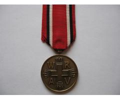 Пруссия. Медаль Красного Креста 3-го класса.