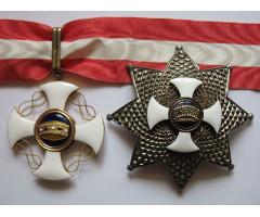 Орден Короны Италии 2 степени (Великий офицер)