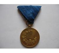 Сербия медаль за верную службу первого класса