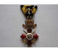Болгария орден За военные заслуги 4 степени