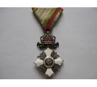 Болгария орден за гражданские заслуги 5 степени.