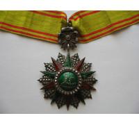 Тунис Орден Славы (Нишан-Ифтикар) III степени