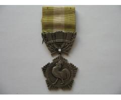 Почетная медаль за региональные ведомственные и коммунальные службы