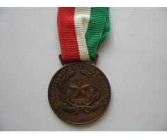 Италия медаль заслуг за долголетнее командование в армии (республиканская эмиссия)