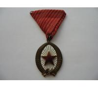 Венгрия орден Труда 3 степени (3-й тип)