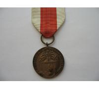 Польша медаль За заслуги при защите страны 3-й степени (эмиссия 1991)