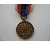 Польша медаль На службе народу 3 степени