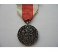Польша медаль За заслуги при защите страны 2-й степени (эмиссия 1991)
