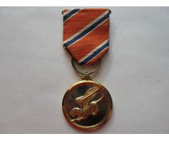 """Тайвань медаль ВВС """"Крылатый леопард"""""""